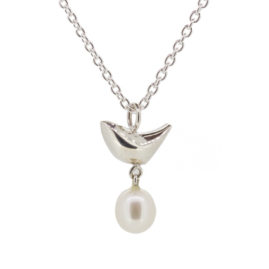 Silver & Freshwater Pearl