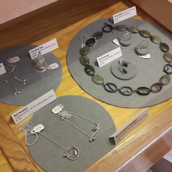 Riverside Jewellery at the Museum